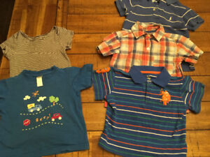 Boys size 2 summer lot
