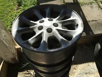 Chrysler 300 orignal rims 17 inch