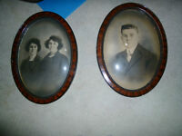 Antique Picture Frames - $50 each obo