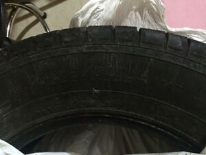 All season  tires (Goodyear Eagle) Cambridge Kitchener Area image 1