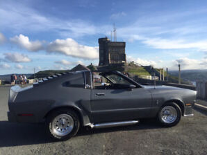 1978 Mustang Cobra 2 for sale