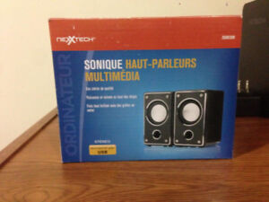 NEXXTECH SONIC MULTIMEDIA SPEAKERS