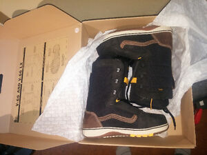 Vans V-66 black/brown