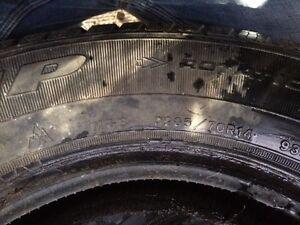 Pneu Hiver, Winter Tire Studded Gatineau Ottawa / Gatineau Area image 1