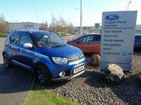 2018 Suzuki Ignis 1.2 ADVENTURE DUALJET 90PS Hatchback Petrol Manual