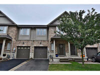 3 bdr. Freehold townhouse near Walmart Ancaster from 15 December