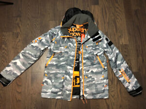 Ultimate Snow Service Jacket - Superdry