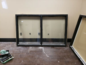 Free windows and frames for pick up