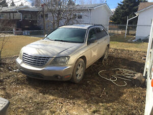 2004 Chrysler Pacifica AWD limited SUV, Crossover