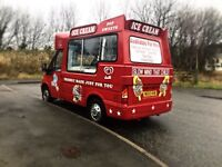 Ice cream van Px swap welcome (business for sale)