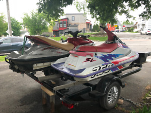 Polaris 1994, SL-750 (personal watercraft)