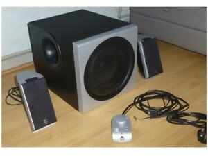 Logitech Z-2300 Speaker System | Connect to Bluetooth + TV