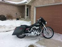 FOR SALE 2009 STREET GLIDE