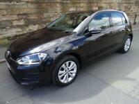 2014 63 VOLKSWAGEN GOLF 1.6 SE TDI BLUEMOTION TECHNOLOGY 5D 103 BHP DIESEL