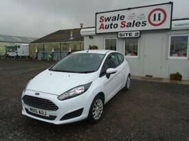 2015 FORD FIESTA 1.2 STYLE - 44,265 MILES - £30 ROAD TAX - LOW INSURANCE GROUP