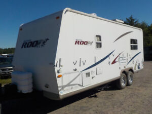 roulotte rockwood  23rs 2007