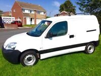 79k, 2010 CITROEN BERLINGO 1.6 HDI FIRST DIESEL VAN - GREAT CONDITION, RUNS SPOT ON, NO VAT