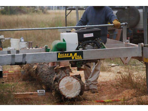 BGC - Portable Saw Mill Canberra City North Canberra Preview