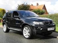 2006 BMW X5 3.0d M SPORT AUTO 5DR TURBO DIESEL 4X4 * 95,000 MILES * FULL HIST...
