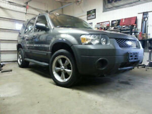 2005 FORD ESCAPE WINTER READY