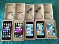 iPhone 5 16GB, unlocked, grade A, warranty and receipt.
