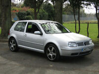 Volkswagen Golf 1.9TDI PD ( 150bhp ) GT**Low Mileage**Immaculate**Cambelt Done**