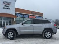 2015 Jeep Grand Cherokee Laredo  4x4, EASY FINANCING, CD/MP3/BLU