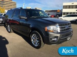 2017 Ford Expedition Max Limited  Low kms, Load Level, BLIS, Moo