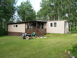 Lakefront Cabin Murphy Lake Sask. PRICE REDUCED