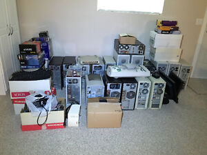 *****Computer Parts GALORE for sale*****UPDATED - $400
