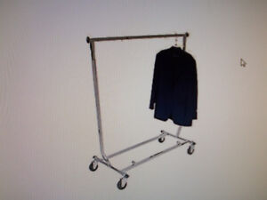 Wanted Clothes Rack