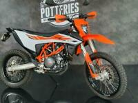KTM 690 ENDURO R 2019 '69' **FSH With Extras Look!**