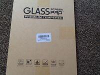 Samsung E tab toughened Glass