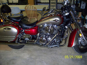 Vulcan 1600 Mint condition low mileage