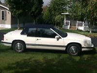1988 Cadillac Eldorado 2 door sedan coupe