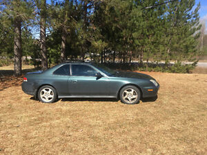 RARE BARN FIND MINT 1997 HONDA PRELUDE