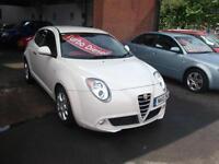 2012 Alfa Romeo MiTo 1.3JTDM 85bhp 2011MY Sprint 44,452 Miles