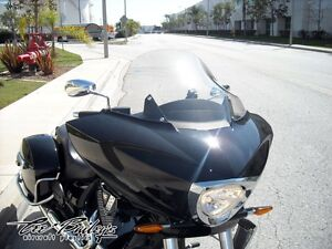 Victory Dragon Windshield
