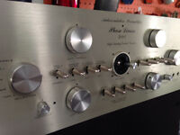 VINTAGE PHASE LINEAR PREAMP 4000 EXCELLENTE CONDITION