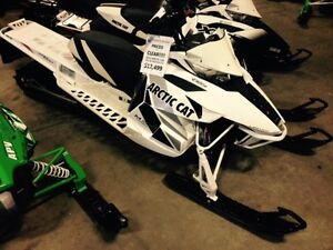 2013 Arctic Cat M 1100 Turbo Sno Pro Limited