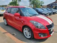 2012 Suzuki Swift SPORT Hatchback Petrol Manual