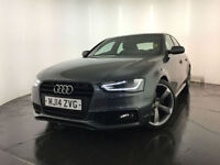 2014 AUDI A4 S LINE BLACK EDITION TDI DIESEL AUTO 1 OWNER FROM NEW FINANCE PX