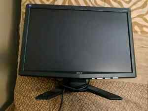 "Acer 20"" monitor"