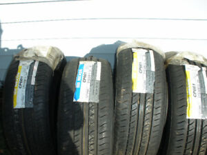 Four brand new P215/60R/15 M+S tires