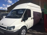 BIG LWB HIGH TOP RWD FORD TRANSIT ONLY £2895