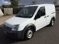 2007 ford transit connect t200 1.8 tdci long mot 77k side door MINT INSIDE OUT LOW MILEAGE