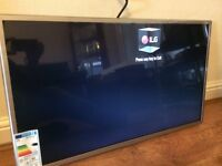 BRAND NEW LG TV WITH FREEVIEW