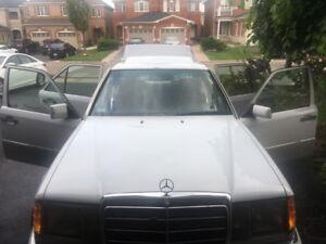 1991 Mercedes-Benz 300D 2.5Ltr Turbo