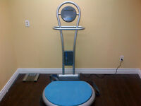WAVE Vibration Excercise Machine