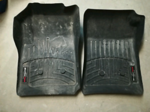 WeatherTech floor liners 15-18 Colorado/Canyon